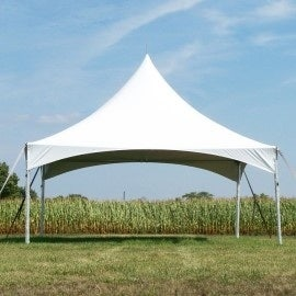 Cross Cable Tents