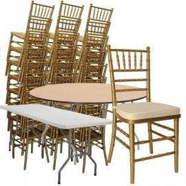 Stacking Chair Packages