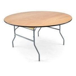 Wood Folding Banquet Tables