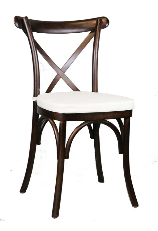 madison cross back xback chair