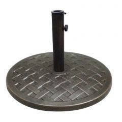 32 lb. Polystone Umbrella Base