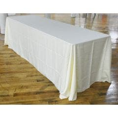 90x156'' Polyester Tablecloth