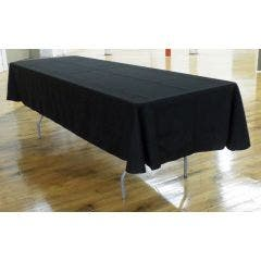 90x132'' Polyester Tablecloth