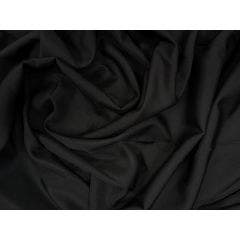 90x132'' Polyester Tablecloth - Black