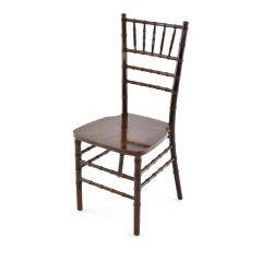 Wood Chiavari Chair - Fruitwood