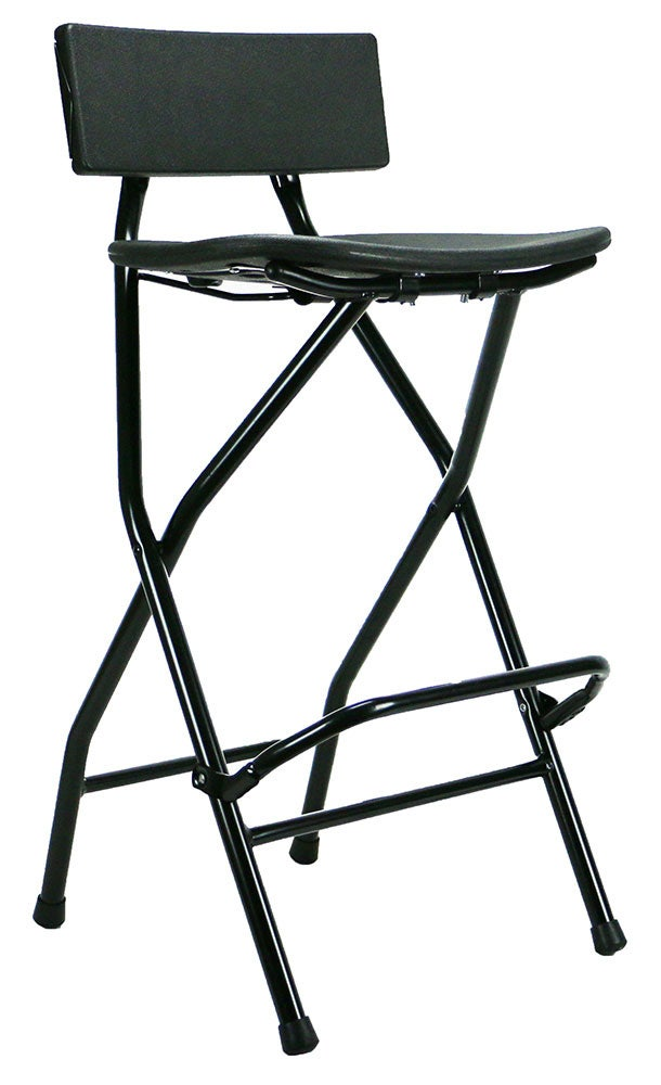 Wholesale Portable Metal Folding Barstools Folding Bar