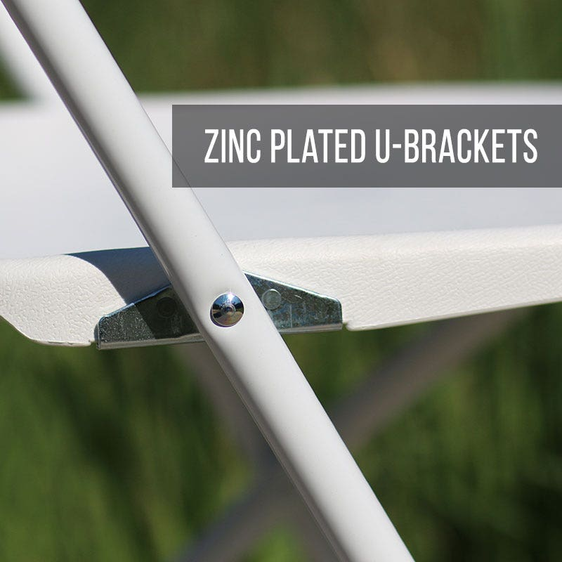 Zinc coated bracket