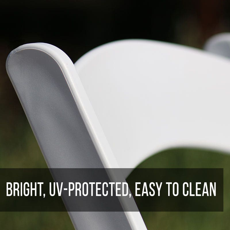 Bright, UV-Protected, Easy to Clean
